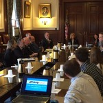 Governor Hassan Meets with Pickup Patrol 1
