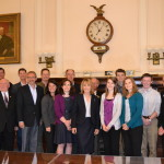 Governor Hassan Meets with Pickup Patrol 3