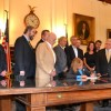 Governor Hassan signing bill