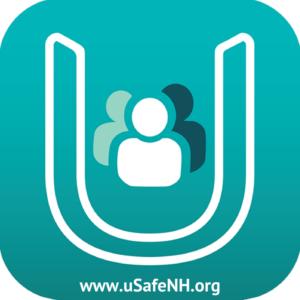 uSafeNH logo
