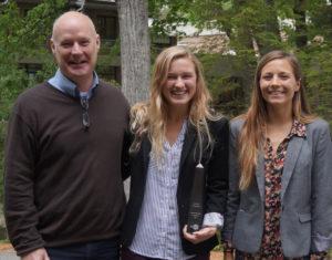 Lily Pods Receives BizBen Award from Ken Johnson