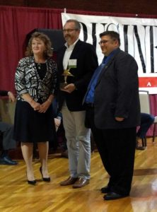 Mark Kaplan Receives Business of the Year Business Assistance Award